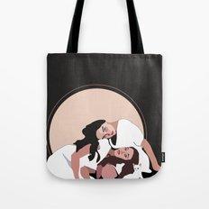 Pink Friends Tote Bag