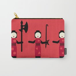 Pitch : Une dame écarlate Carry-All Pouch