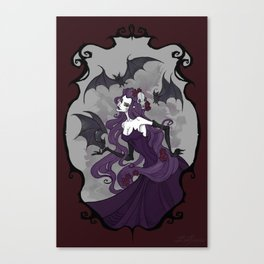 Bat's Dance Canvas Print
