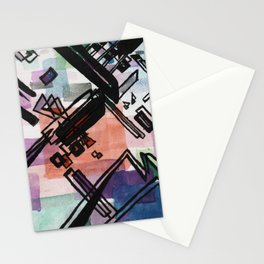 Birds View Stationery Cards