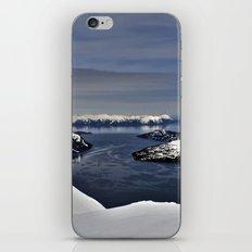 Blackstone iPhone & iPod Skin