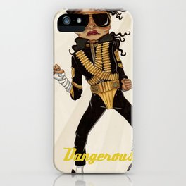 Dangerous iPhone Case