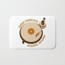High Fidelity - Stereo Sound Bath Mat