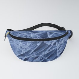 ice crystals Fanny Pack