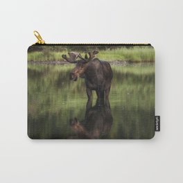 Reflecting Bull Carry-All Pouch