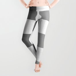 Chequered Flag Grunge Leggings