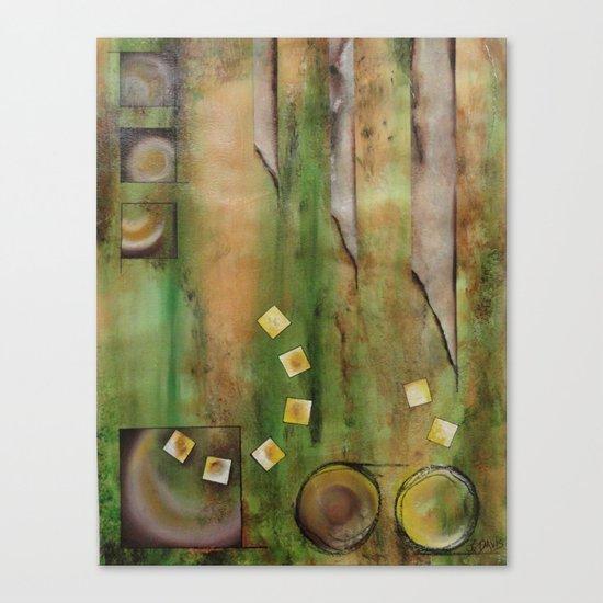 Strollin' Canvas Print