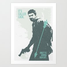 The Last of Us - Joel Art Print