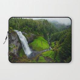 Waterfall Landscape Laptop Sleeve