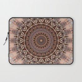 Mandala romantic pink Laptop Sleeve