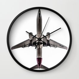 The Approach Wall Clock