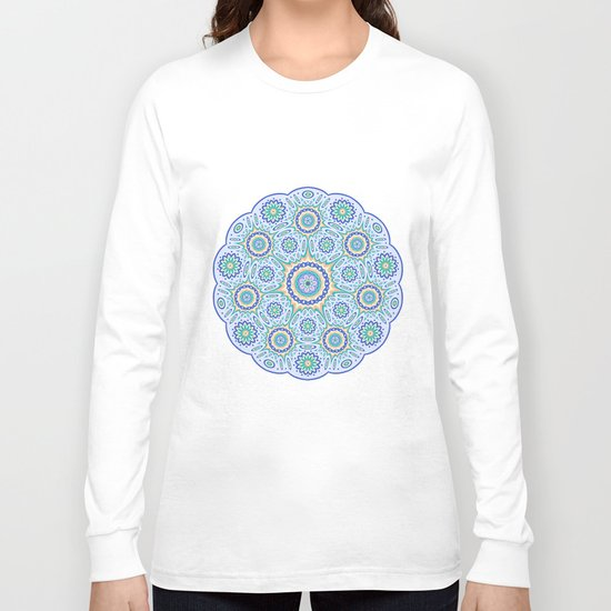 Geometric ornament Long Sleeve T-shirt