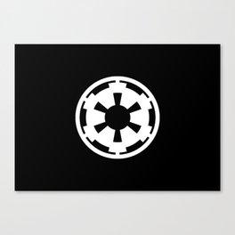 Galactic Ruler Canvas Print