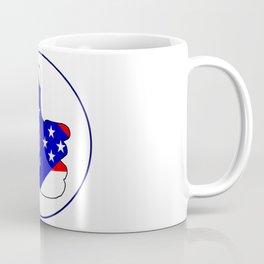 Thumbs Up Ohio Coffee Mug