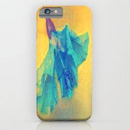 Hibiskus Magic Flower Art iPhone Case