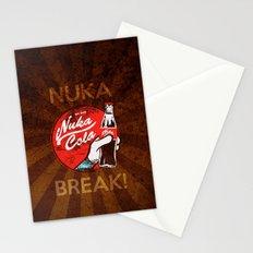 Nuka Break! Stationery Cards