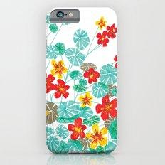 Nasturtiums Slim Case iPhone 6s