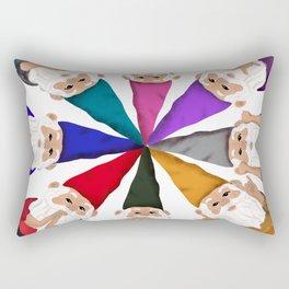 Hangin with my Gnomies - Circle of Trust Rectangular Pillow