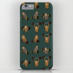OLYMPIC LIFTING SLOTHS Slim Case iPhone 6s Plus