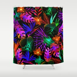 unique florals ii Shower Curtain