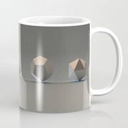Platonics II Coffee Mug