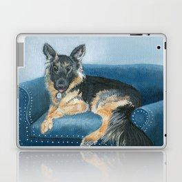 German Shepherd Angus Laptop & iPad Skin