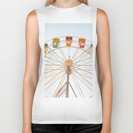 Summertime Fun Biker Tank