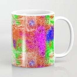 Colourful Abstract Texture Coffee Mug