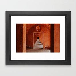 India III Framed Art Print