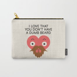 Groomed For Love Carry-All Pouch