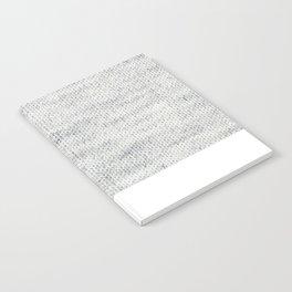 Gray Wool Notebook