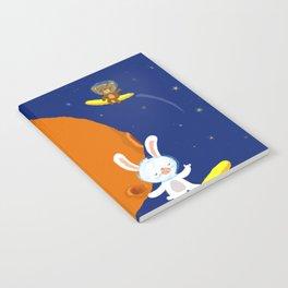 Space Fun Notebook