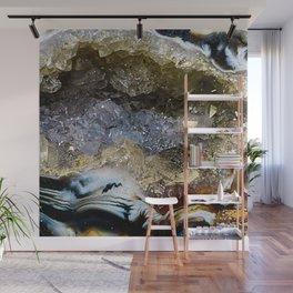 Gold Druzy Wall Mural