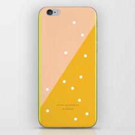 peach - 5c/4s/4 iPhone Skin