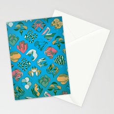 Ocean Tropic Stationery Cards
