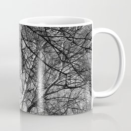 Midwinter trees Coffee Mug