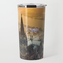 Cologne Cathedral Travel Mug