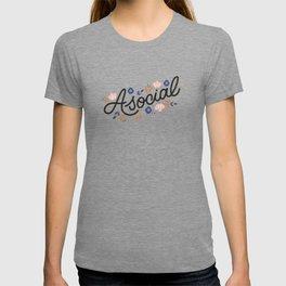 Asocial T-shirt