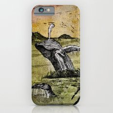Breaching Whale  iPhone 6s Slim Case