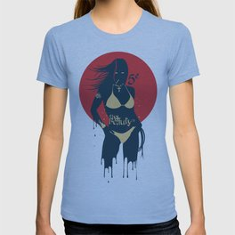She wants to dance - Vintage Derby version. T-shirt