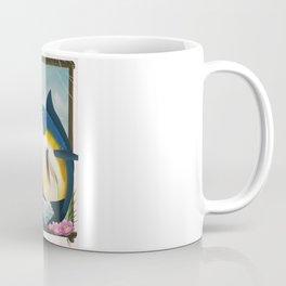 Fishing poster Coffee Mug