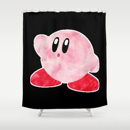 Watercolour Kirby Shower Curtain