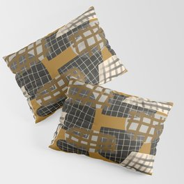 Grids 2 Pillow Sham