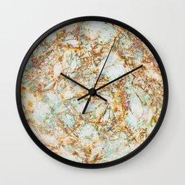 Divine disorder Wall Clock