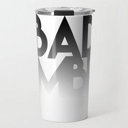 Bad Ombre Travel Mug