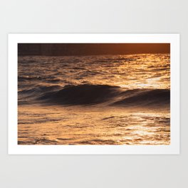 Surf Dreams Art Print