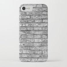 Vintage Brick Wall iPhone 7 Slim Case