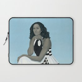 First Lady Michelle Obama Laptop Sleeve