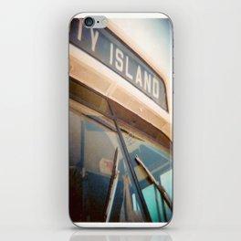 City Island iPhone Skin