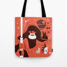 IV (Red) Tote Bag